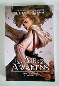 Air Awakens by Elise Kova (Paperback, 2015) Fantasy
