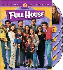Full House: The Complete Eight (2009, DVD NIEUW) Season 8-Final Season4 DISC SET