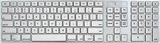 iHome Wired Full Size Mac Keyboard for Apple IOS Mac iMac Windows Desktop PC