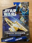 Star Wars Transformers Anakin Skywalker To Y-Wing Bomber For Sale