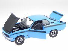 Opel Manta A GT/E blau 1975 Modellauto 183633 Norev 1:18