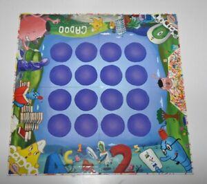 Cranium Cadoo Game Board Original Replacement Game Part Toys R Us Exclusive