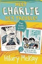 Charlie and the Tooth Fairy and Charlie and the Big Birthday bash-ExLibrary