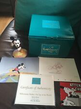 Walt Disney Classics Mickey Mouse On Top Of The World Membership 2000 Millennium
