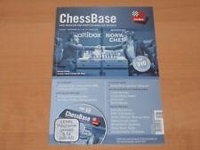 ChessBase DAS MAGAZIN FÜR PROFESSIONELLES SCHACH + DVD September 2017 ungelesen!