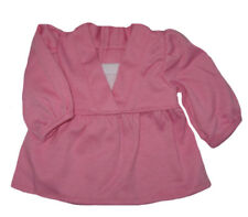 Pink Long Sleeve Knit Top Fits 18 inch American Girl Doll
