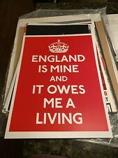 Morrissey England Is Mine Poster The Smiths Joy Division Pixies NIN David Bowie