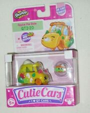Shopkins Cutie Cars QT2-20 APPLE PIE RIDE  Figure Pack-NIB Sealed~SERIES 2