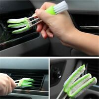 Car Vent Brush Air Condition Dust Cleaner Duster Cleaning Kit Dusting Clean Tool