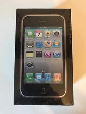 Apple iPhone 3Gs 8gb Black Collector - BRAND NEW & SEALED - Original-Precintado