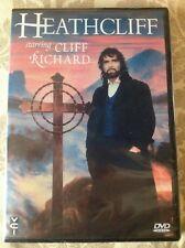 Heathcliff (Starring Cliff Richard) [DVD] Region 2