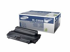 Genuine Samsung ML-D3050B Black Toner Cartridge 8000 Page for ML-3051N ML-3051ND