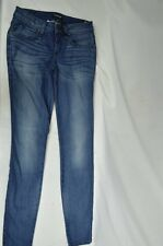 BEBE jeans skinny Skinny Jean stretch 208072 signiture icon pants blue