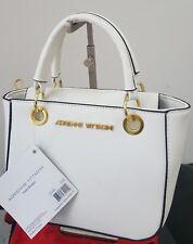 Adrienne Vittadini White Cross Body Handbag
