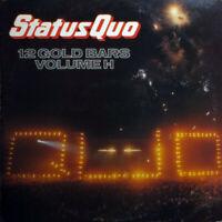 Status Quo – 12 Gold Bars Volume I+I 2 × Vinyl, LP, Compilation QUOTV 2