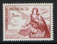 Monaco SC# C54, Mint Lightly Hinged, Gum Crease -  Lot 121116