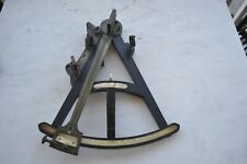 New listing Antique Maritime Sextant, Ebony and Brass