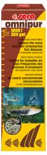 Sera Omnipur S 50ml Breitbandpräparat gegen diverse Fischkrankheiten