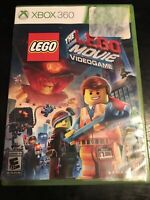 Lego Movie Video Game XBOX 360 Action / Adventure (Video Game) With Manual