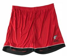 Majestic Mens Portland Trail Blazers Big & Tall Basketball Shorts NBA Red 4XL