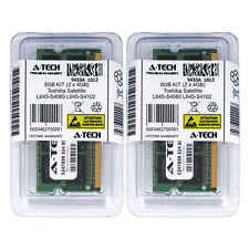 8GB KIT 2 x 4GB Toshiba Satellite L645-S4060 L645-S4102 L645-S4103 Ram Memory