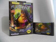 Flashback  Sega Genesis Mega Drive.