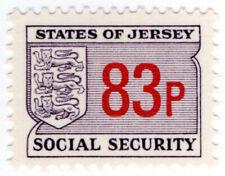 (I.B) Jersey Revenue : Social Security 83p