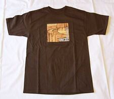 NEW O'NEILL T Shirt (Tee) T-Shirt 100% Authentic Brown-  Skate Skateboard & Surf