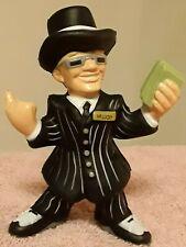 "Turning Stone Resort Casino Mr. Lucky Mascot Doll Stands 5"" Tall Promo Verona Ny"