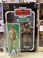 """Star Wars LUKE SKYWALKER DAGOBAH ESB 40th Anniversary 6"""" Figure Kenner"""
