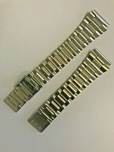 bracciale originale Casio per  A158 A168 B640 - band metal