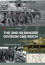 Casemate Publishers Illustrated The 2nd SS Panzer Division Das Reich