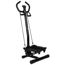Hop-Sport Swing Side Stepper HS-25S Computer Handgriff einstellbarer Widerstand