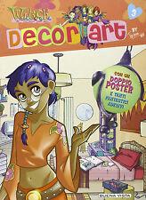 Decor arte por Taranee. Witch: 3 - Tennant Redbank - Libro Nuovo especiales