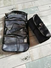Set Of Two Travel Cosmetic Bags
