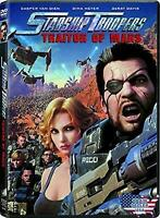 Starship Troopers Traitor of Mars (DVD) Brand New sealed ships NEXT DAY with tra