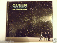 "QUEEN ""THE COSMOS ROCKS"" CD E DVD PAUL RODGERS"