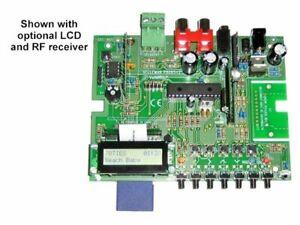 Kit Velleman K8095 - Lecteur MP3 sur Carte SD                            KTK8095