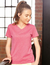 V Neck Patternless T-Shirts & Tops (2-16 Years) for Girls