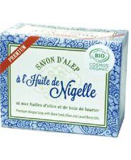 Savon d'Alep Premium BIO à huile de Nigelle Alepia