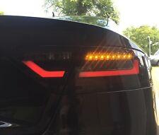 LED Rückleuchten schwarz Audi A5 S5 07-11 Coupe Cabrio Sportback Heckleuchten