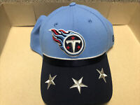 New Era Tennessee Titans 59Fifty 5950 On Stage 2019 NFL Draft Hat Large/XLarge