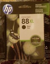 New Genuine HP Black 88XL HP OfficeJet High Yield Black Printer Ink Cartridge
