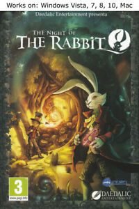 The Night of the Rabbit PC Mac Game Windows Vista 7 8 10