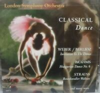 CLASSICAL DANCE ~ LONDON SYMPHONY ORCHESTRA ~ 1998 ~ IMPORT ~ CD