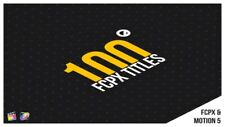 Final Cut Pro 100 titles motion template fcpx Video Editing Plugins