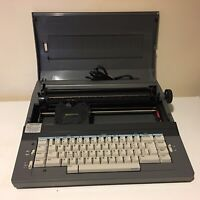 Smith Corona SC125 Typewriter Spell Right Dictionary With Cover
