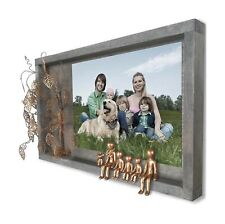 Loss of Dog Memorial Gifts Rainbow Bridge Picture Frame Willow Family Tree Pi.