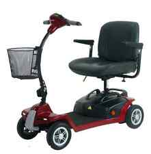 BRAND NEW Shoprider Mikra Travel Carboot Mobility Scooter Red