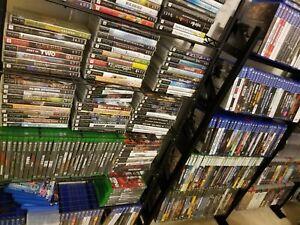 Xbox One, Xbox 360, Microsoft, Games, Lot, Bundle, Mass Effect, Nier, Star Wars